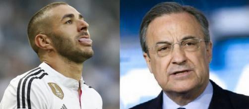 Mercato : La réponse cinglante de Benzema à Pérez !