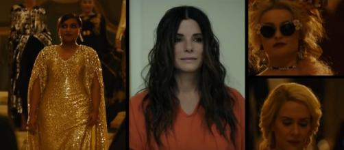 'Ocean's 8' trailer has a fully amazing cast-Image Credit: BBC/YouTube screencap