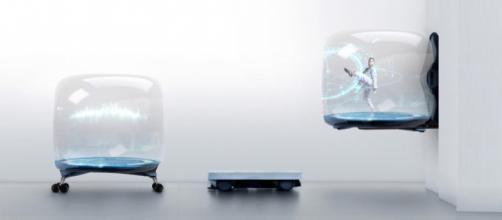 Oto concept by Oiio Architecture Studio [Image credit: Oiio]