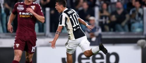Probabili Formazioni Juventus-Torino In foto: Paulo Dybala