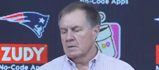 Bill Belichick might lose some of his coaches to other teams (Image Credit: NFL World/YouTube)