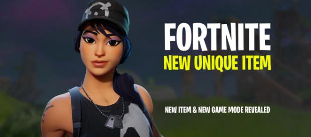 """New unique item is coming to """"Fortnite"""" Battle Royale. Image Credit: Own work"""