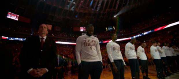 The Cavaliers' need for a quality center led to them getting involved in NBA trade rumors anew -- NBA via YouTube