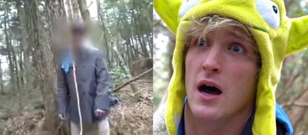 Youtuber em vídeo polêmico (Foto: Reprodução)