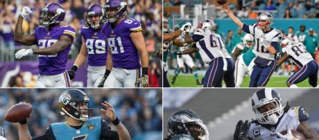 NFL: Vikings, Rams, Patriots y Jaguars pueden asegurar su lugar en ... - marca.com