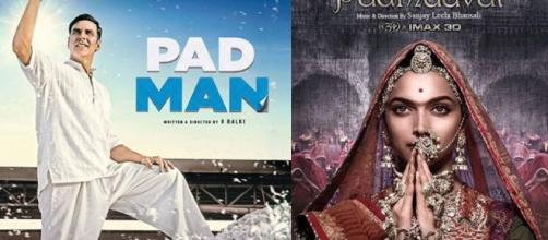 Akshay Kumar's 'PadMan' release postponed.. (Image Cr: india.com/Youtube)