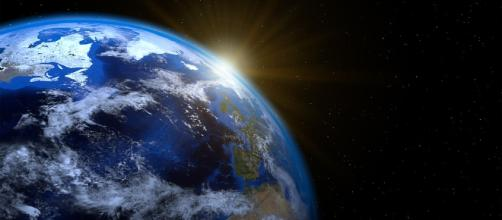 Free illustration: Earth, Planet, World, Globe, Sun - Free Image ... - pixabay.com