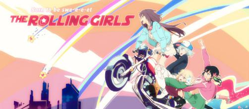 Las grandes aventuras de The Rolling Girls