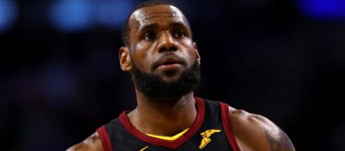 LeBron has first pick in All-Star game. - [NBA / YouTube screencap]