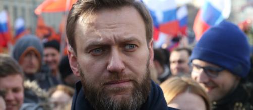 Navalny è un attivista molto impegnato nella lotta politica contro Vladimir Putin