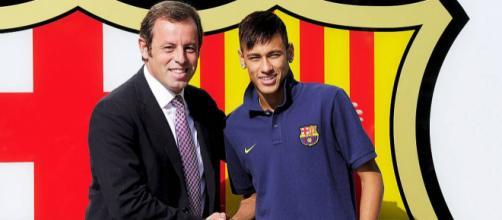 Neymar pode ir parar no maior rival do Barça