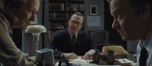 Primer trailer de The Post: la cinta de Spielberg sobre los ... - latercera.com