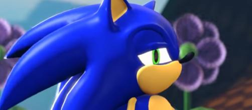 SONIC THE HEDGEHOG Image credit Sonic Animations - SFM Animation | YouTube