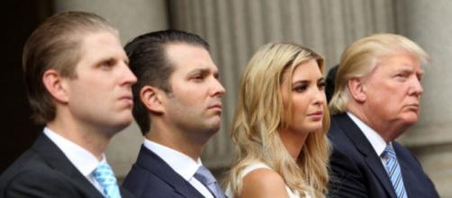 Trump family bars Blank Template - Imgflip - imgflip.com
