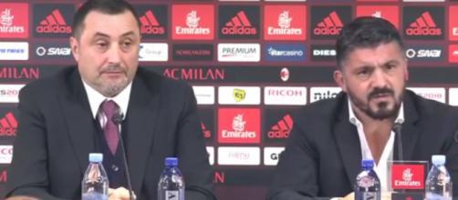 Milan: la rivelazione di Gattuso che può cambiare il mercato.