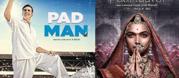 Akshay Kumar's 'PadMan' release postponed.. (Image Cr: india.com/Youtube)