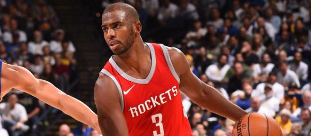 Chris Paul causa un escancadalo con los Clippers y los Rockets