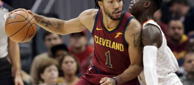 Derrick Rose podría tener una salida de Cleveland