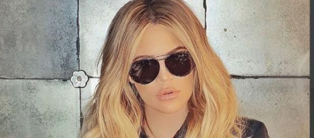 Khloe Kardashian admits she's having trouble with baby names. [Image via Khloe Kardashian/Instagram]