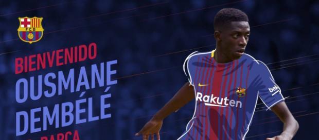 Ousmane Dembélé va-t-il pouvoir se faire une place à Barcelone ?