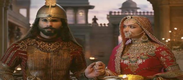 'Padmaavat' to release on January 25, 2018 (Image Cr: NDTV/Youtube screencap)