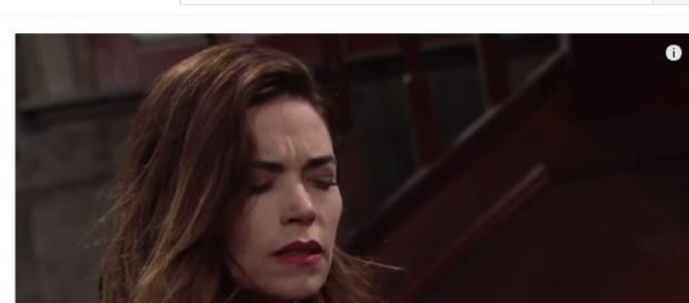 Victoria Newman may be headed for heartbreak. - [expert66 / Youtube screencap]