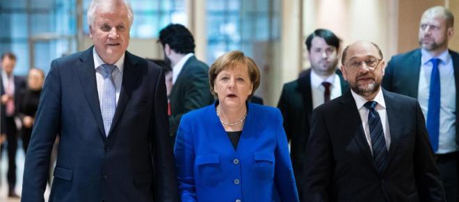 GroKo, Schulz und geplante Steuererhöhung