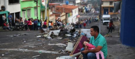 Desesperación en Venezuela ante la escasez de alimentos. - antena3.com