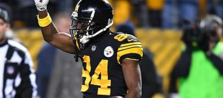 Antonio Brown actualizacion de lesion de Steelers