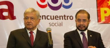 Morena y Encuentro Social, aliados en 2018 pero adversarios en el ... - animalpolitico.com