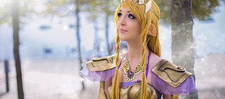 Princess Zelda Cosplay by noodlerella on DeviantArt - deviantart.com