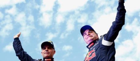 Sainz, logra su segundo triunfo en el Rally Dakar