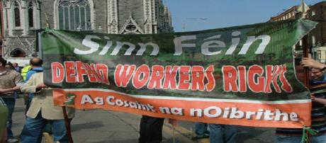 Sinn Fein councillor lies about Continuity IRA's past (Labour Youth via Flikr).