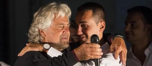 Beppe Grillo e Luigi Di Maio rassicurano l'elettorato del M5S: 'Nessuna frattura tra noi'