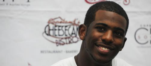 Chris Paul. - [Tulane Public Relations / via Wikimedia Commons]