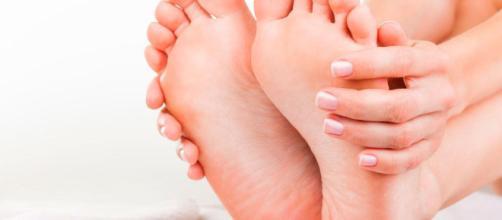 Como mejorar el aspecto de nuestros pies de forma natural