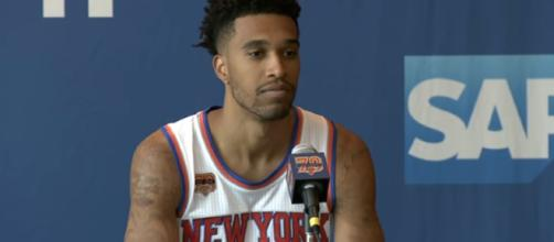 Courtney Lee is rumored available in trade talks. – [MSG / YouTube screencap]