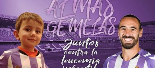 El gran gesto del Valladolid con los niños enfermos: donará su ... - cuatro.com