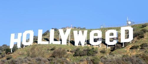 Le panneau Hollwyood rebaptisé Hollyweed pour fêter la ... - purebreak.com