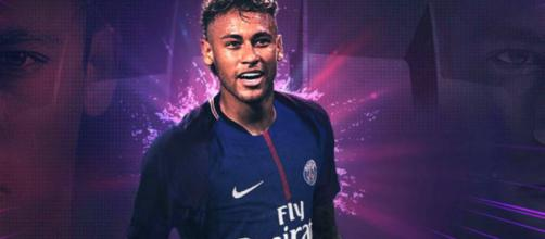 Neymar entrará em campo neste domingo.