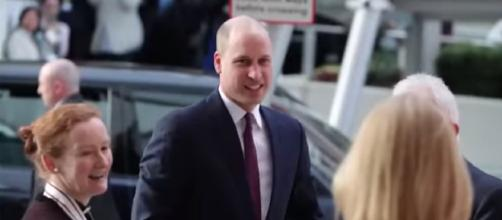 Prince William Embraces His Baldness! | - Image credit - TMZ TV | YouTube