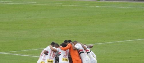 São Paulo x Novorizontino se enfrentaram neste sábado no Morumbi (Foto: Marcelo Hazan)