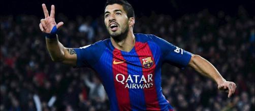 Suarez del Barcellona, campione uruguaiano