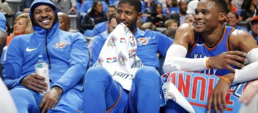 What Is Wrong With The Oklahoma City Thunder & Their Big Three ... - opencourt-basketball.com