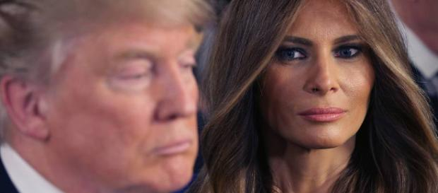 A Primeira Dama acabou de dar uma luz a Barron Trump quando Donald começou seu alegado caso com uma antiga estrela pornô.