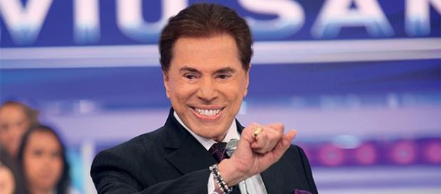Apresentador Silvio Santos expulsa cantora gospel