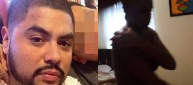 Homem acabou indo parar na prisão após flagrar traição de sua companheira.