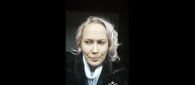 Irina Gladkikh, de 35 anos, tentou o ato ilícito com a filha