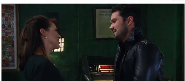 Obrecht is in danger and Nathan dies on 'General Hospital.' - [JSMS99 / YouTube screencap]