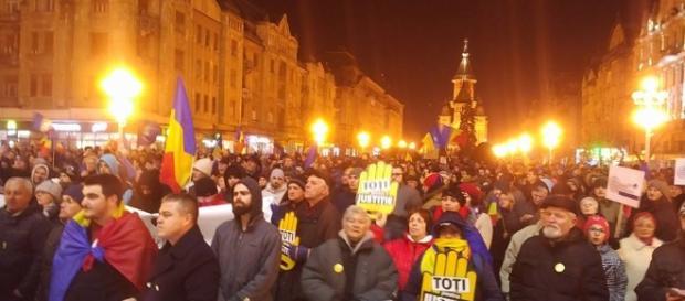 Protestele din 20 ianuarie, semn al maturității cetățenilor și al democrației noastre